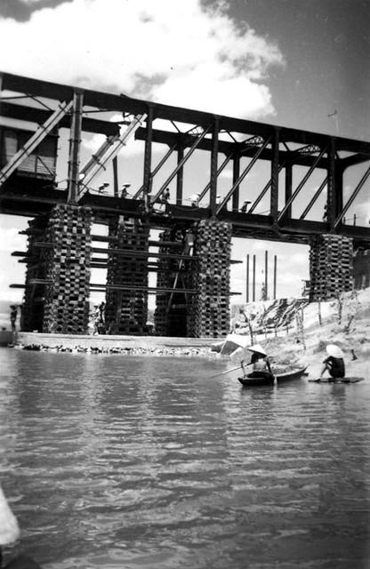 Tourane 1952 - Sabotage de ponts en Indochine