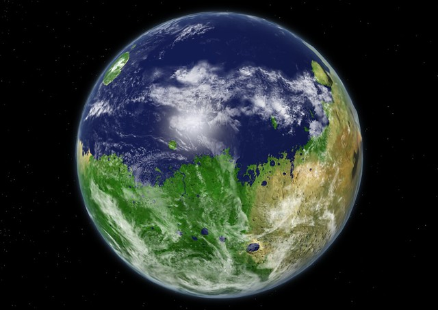 A Living Mars - PlanetMaker