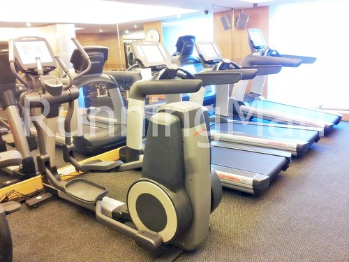 Courtyard By Marriott 05 - Health Club Gym