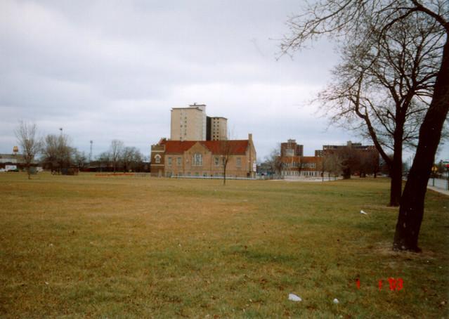 Vacant Land - Formerly Robert Taylor HomesRobert Taylor Homes