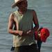 Fisherman - Pescador en la playa de San Mateo del Mar, Región Istmo, Oaxaca, Mexico por Lon&Queta