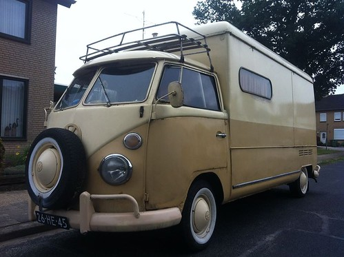 26-HE-45 Volkswagen Transporter Kemperink 1967