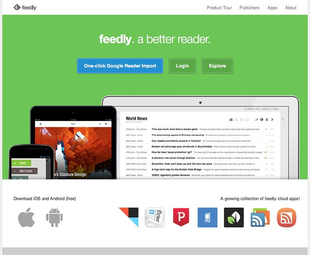 How to Switch to Feedly