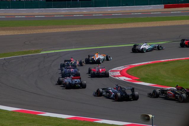 F1 Start 2