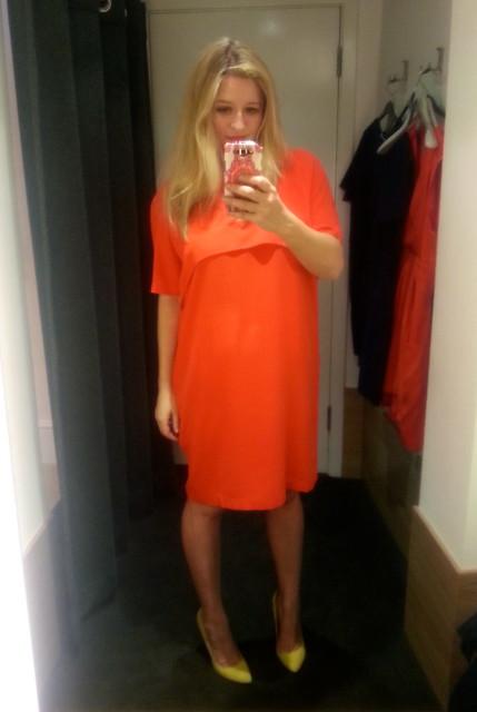 Whistles Daria Silk Dress