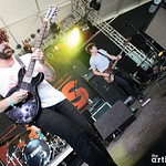 Foals // Bonnaroo photographed by Chad Kamenshine