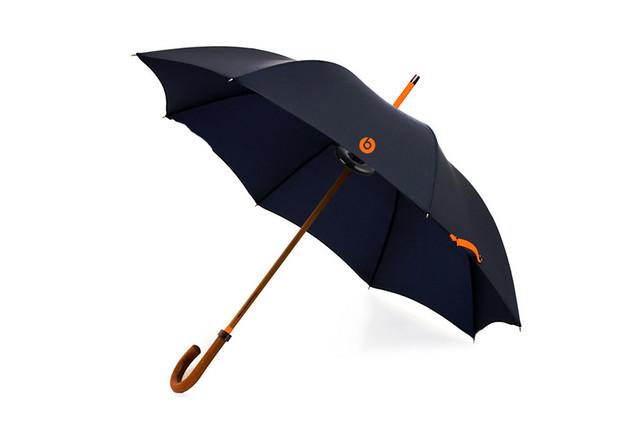 Mock up of the umbrella