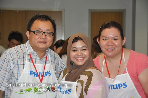 Smart Kitchen Cooking Workshop with Philips 12