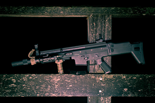 D-BOYS FN-SCAR