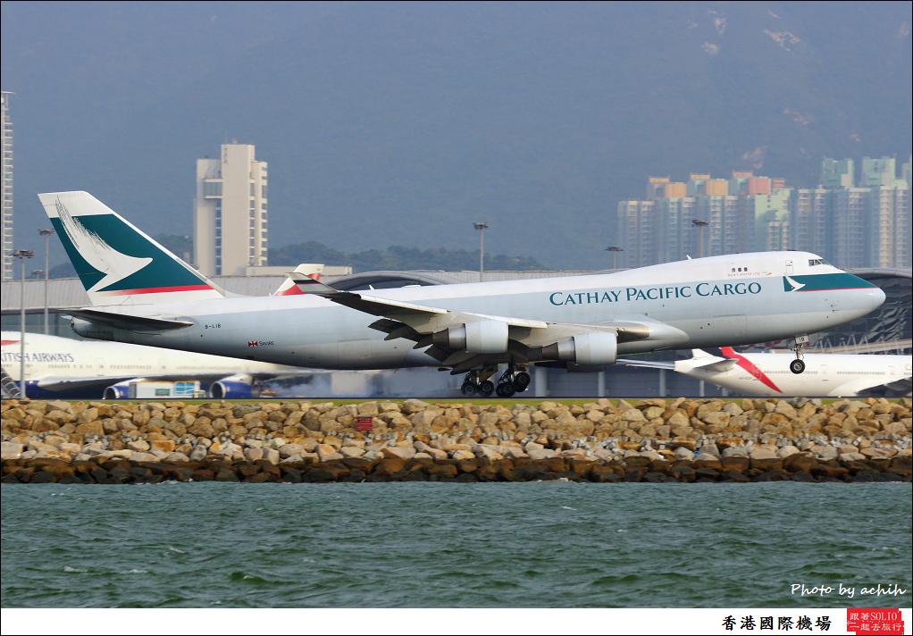 Cathay Pacific Airways B-LIB-012