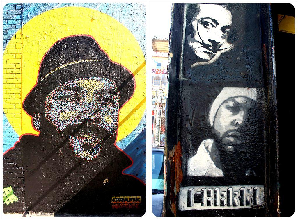 5Ptz street art