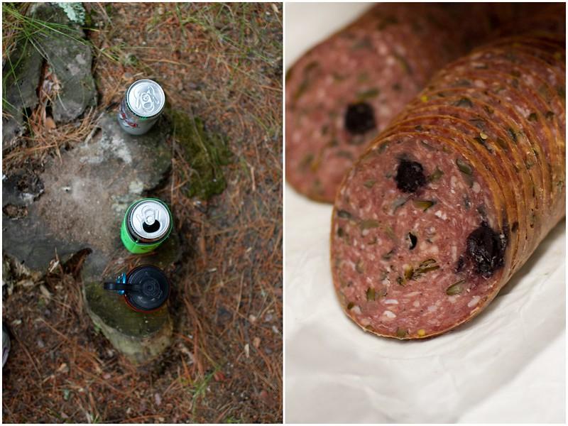 Beer & Sausage