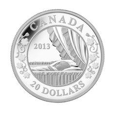 Canada 2013 George 20 dollars
