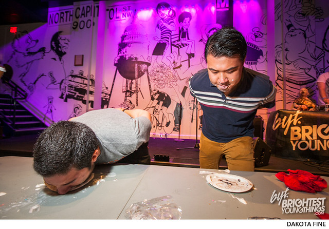 BYT hosts Cookies and Cream at Penn Social in Washington, D.C.