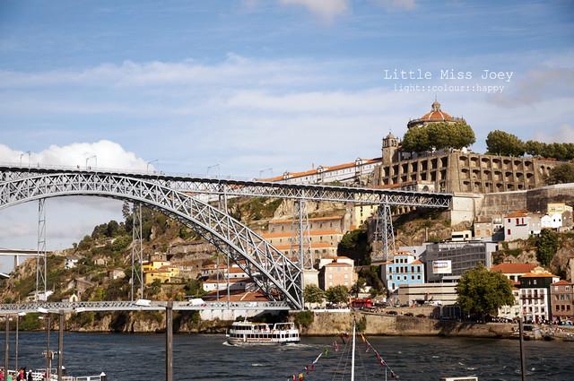 Ponte D. Luis in Porto