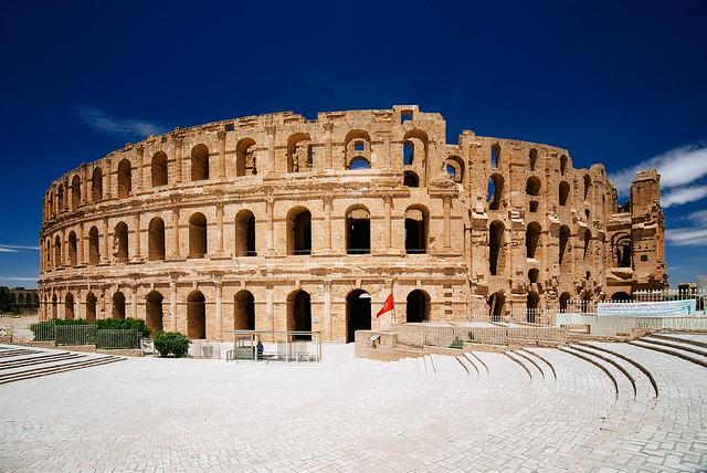 Colosseum of El Djem