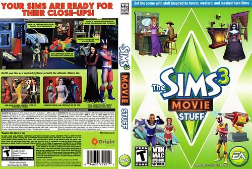 Movie Stuff Box Art