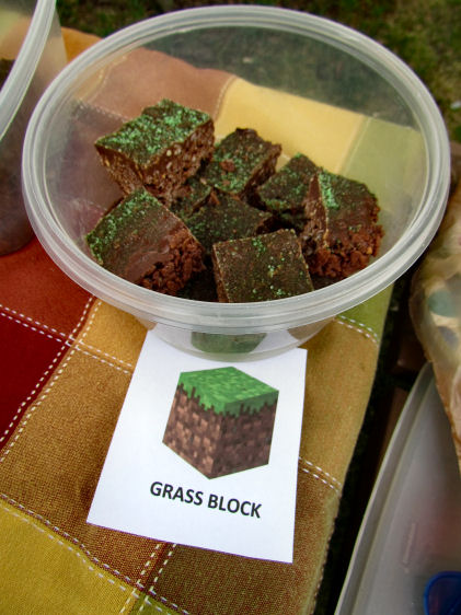Grass Blocks