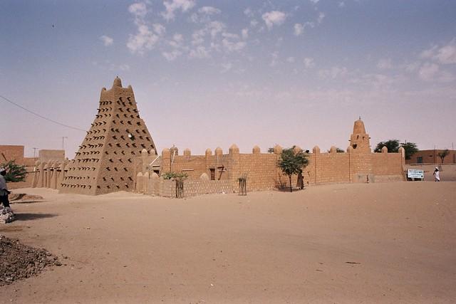 Timbuktu - Mezquita Sankore