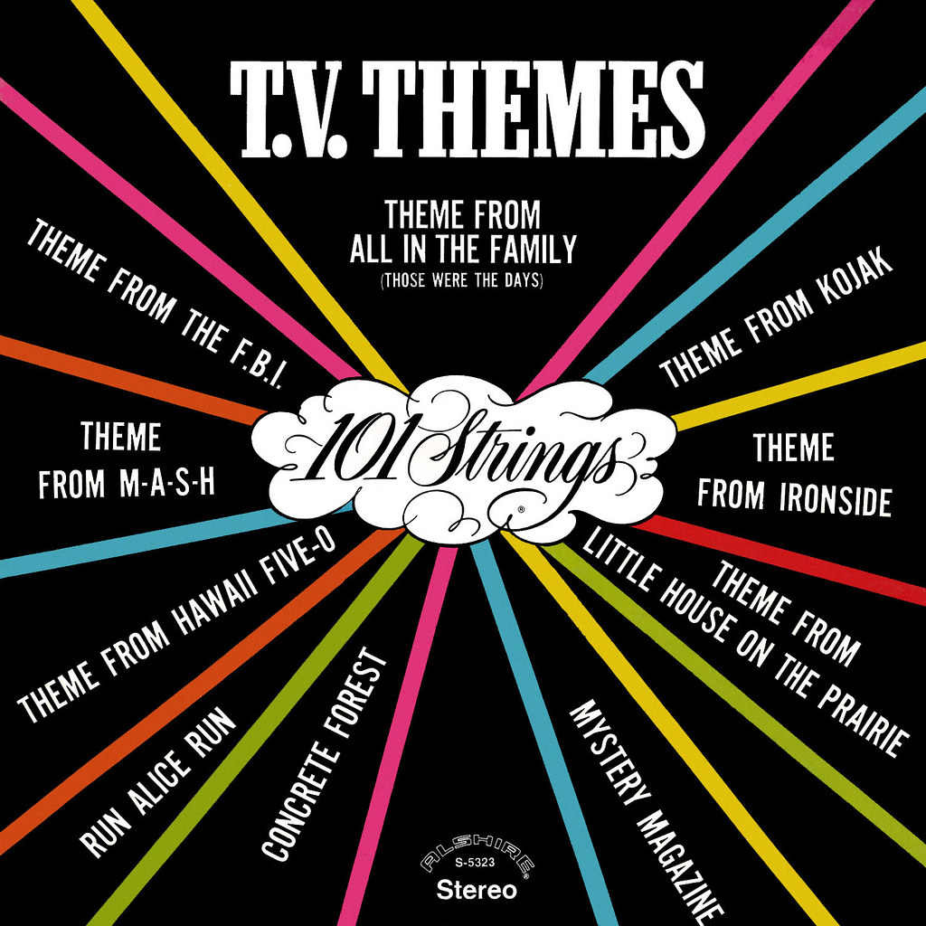 101 Strings - Golden Oldies Of The 101 Strings (The Sound Of Magnificence)