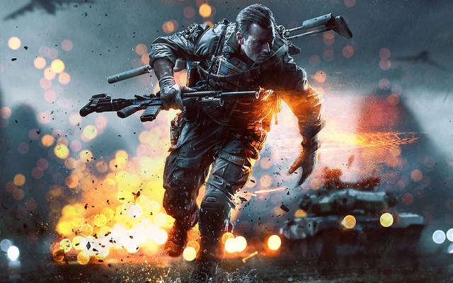 Battlefield 4 China Rising Wallpaper
