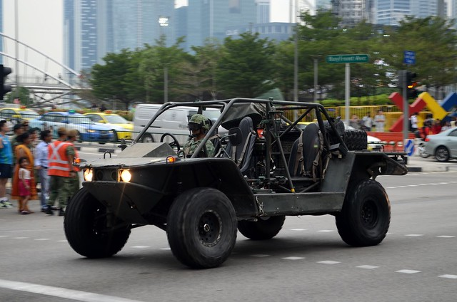 Singapore Army Light Strike Vehicle