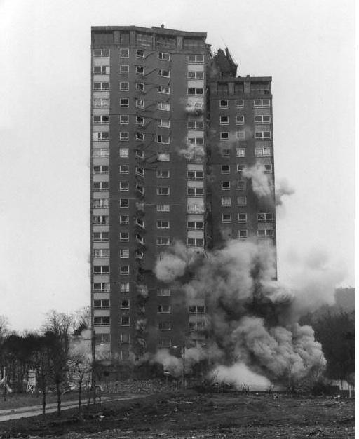 Bogany Terrace Demolition - March 1993 March 1994