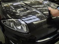 Jaguar XKR Invisible Protection Film