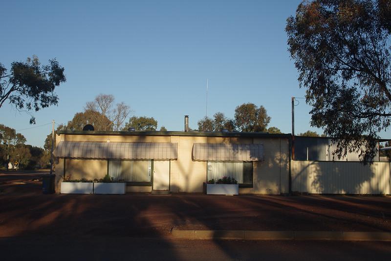 Quiet town, Western Australia