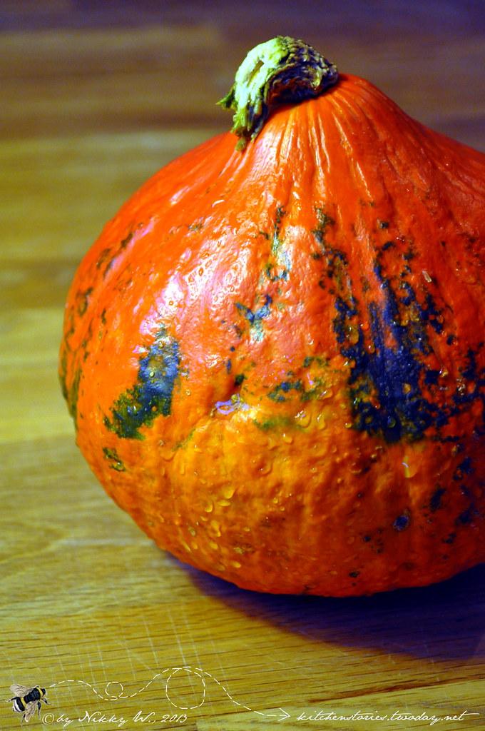 Pumpkin Spice Pasta Kürbis
