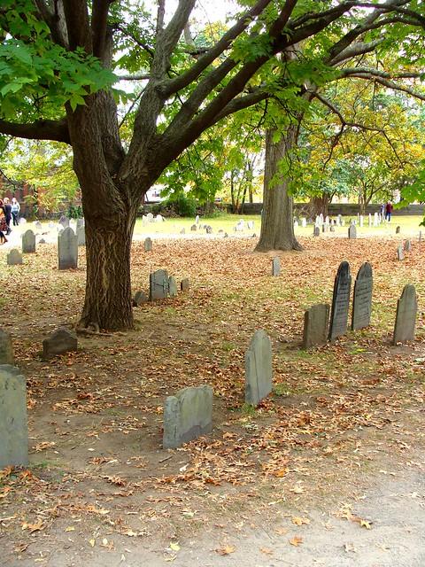Salem Gravestones