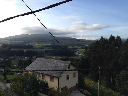 Montañas en Asturias (Sin efectos, iPhone 5)
