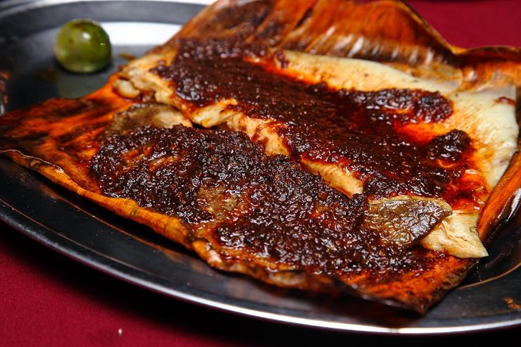Top Spot Seafood Ikan-Bakar
