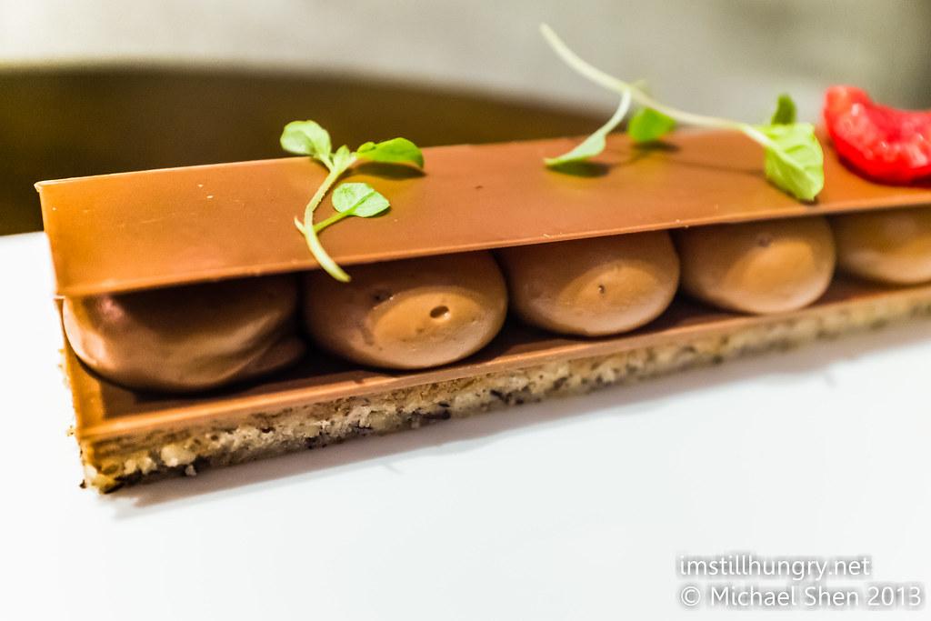 shangri-la let's do dessert chocolate delice