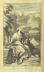 """British Library digitised image from page 4 of """"Eloisa to Abelard ... The second edition. (Verses to the memory of an unfortunate lady.-Florelio, a pastoral lamenting the death of the Marquis of Blandford, by Mr. Fenton.-Upon the death of her husband [Tho"""