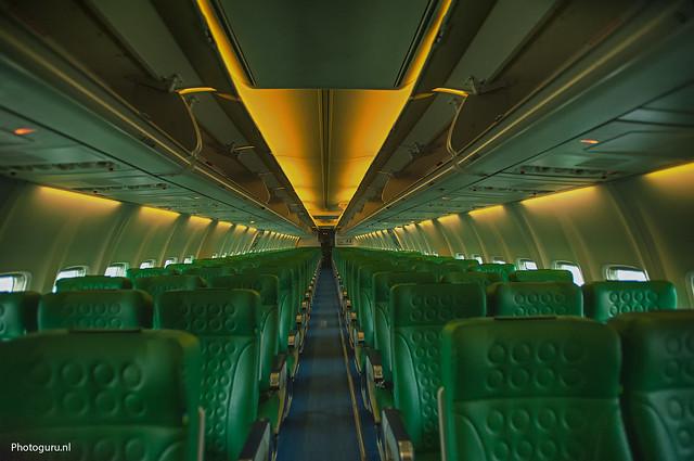 transavia-cabin