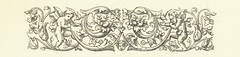 """Image taken from page 19 of 'The Rhyme of the Duchess May. [From """"Poems""""] ... Illustrated by Charlotte M. B. Morrell'"""