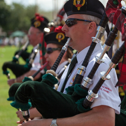 Pipers; copyright 2013: Georg Berg