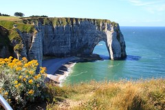 La Manneporte at Etretat