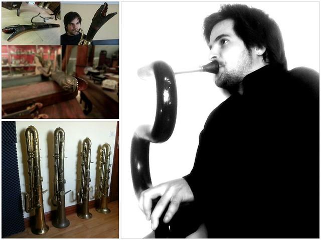 serpent instrument