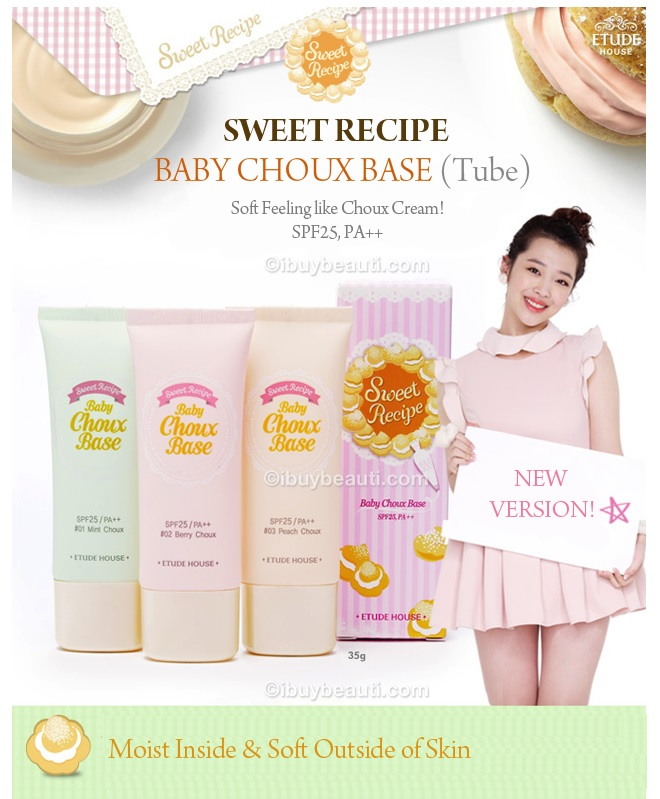 Etude House Berry Choux Base
