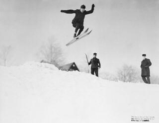 Ski jumping / Saut à ski