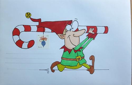 Busy Elf #1
