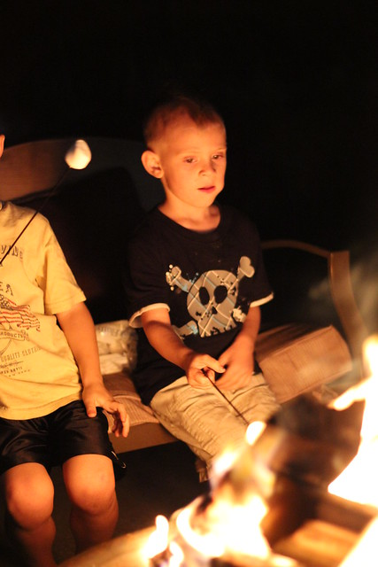 Roasting Marshmallows 2013