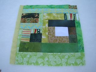 "Jan- Sunday morning Quilts "" the missing U """