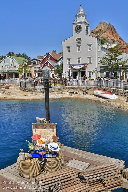 DDE May 2013 - Wandering through American Waterfront