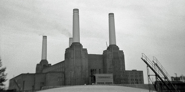 A well-known power station