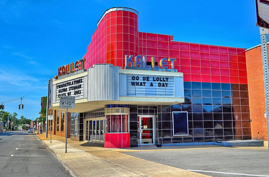 Kallet Theater - Oneida NY