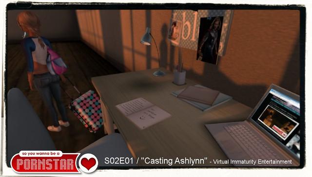 SYWB Casting Ashlynn / S02E01