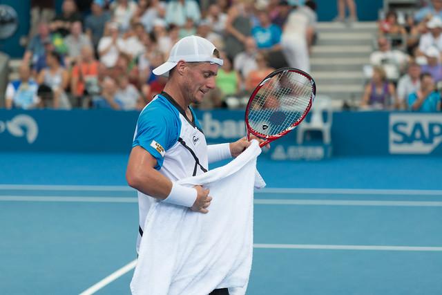Brisbane International semi-finals - Lleyton Hewitt
